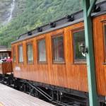 Старый поезд