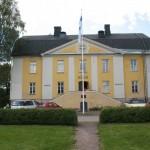Ловиса. Бывшая резиденция коменданта, ныне городской музей.