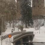 Крепость в Савонлинна