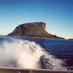 Остров Траена, Норвегия